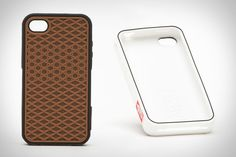 You know what's nice to have on the back of a smartphone? Grip. You know what's designed to grip? The bottom of sneakers. So Vans did the smart thing and combined the two in the Vans Waffle iPhone Case ($28). Available in white, black, or pink, each flexible case features a gum rubber waffle sole replica on the back, a red heel-tag replica on the side, a toe cap replica on the top, and plenty of openings and push-through button covers so you can still use your phone like a phone.