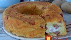 Najchutnejšie predjedlo z formy na bábovku: 5 zemiakov, 1 vajce, šunka, kúsok syra a pohostenie máte vybavené!