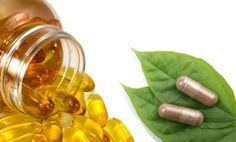 The Golden Rules for Every Endomorph - Take a fish oil and fiber supplement