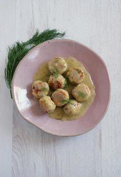 Chicken Swedish Meatballs