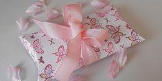 Poklon kutijica - jastučić