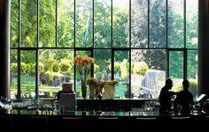 glass facade restaurant - Google Search