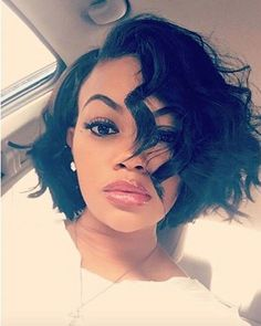 Best Short Hairstyles for Black Women 2018 – 2019 A password will be e-mailed to you. Best Short Hairstyles for Black Women 2018 – Short Hairstyles for Black Women 2018 – Wavy Bob Hairstyles, Short Hairstyles For Women, Braided Hairstyles, Bob Haircuts, Simple Hairstyles, Hairstyles 2016, Beautiful Hairstyles, Summer Hairstyles, Hairstyle Ideas