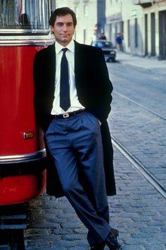 Timothy Dalton as Bond