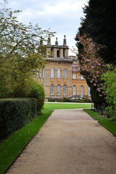 Blenheim Palace - Woodstock, Oxfordshire, England