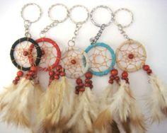 One Pcs Lovely Dream Catcher Dreamcatcher Keychain Feng Shui | eBay