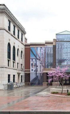 Asheville Art Museum | Travel | Vacation Ideas | Road Trip | Places to Visit | Asheville | NC | Art Museum | Tour | Museum | Art Gallery