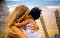 Mommy & Blue Ivy