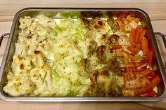 Pork fillet gratin from Mara Paleo Dinner, Healthy Dinner Recipes, Appetizer Recipes, Avocado Dessert, Healthy Eating Tips, Healthy Nutrition, Avocado Toast, Pork Fillet, New Cooking