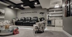 Various Projects - contemporary - Living Room - Edmonton - Alquinn Homes