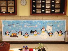 Winter / January | Elementary School Bulletin Board Ideas ...