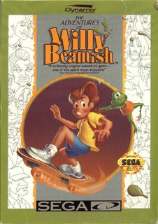 Adventures of Willy Beamish, The (Sega CD)
