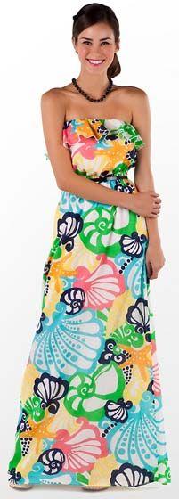 Lilly Pulitzer Alaya Dress got to have it honeymoon dress #LillyPulitzer #SouthernWeddings