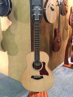 Taylor GS Mini Acoustic Bass at NAMM 2017