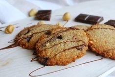 Coconut cakes, gluten free, no sugar added - Kokoskakor, glutenfria, utan tillsatt socker