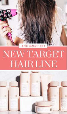 These Target Hair Products Are as Good as Anything at Your Fancy Salon (but They're Under $15). #target #hairproducts #beauty #hair