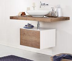 599,00 zł Dodatkowa przestrzeń do przechowywania pod umywalką Uporządkowane akcesoria zawsze pod ręką. Szafka pod umywalkę z otworem na syfon tworzy w łazience nową przestrzeń do przechowywania.