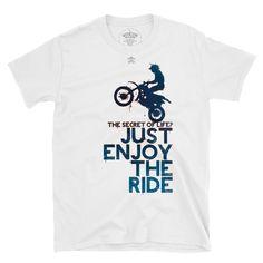 enjoy the ride. Bad To The Bone, Secret Life, Mens Tops