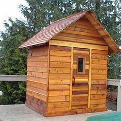 1000 images about backyard sauna on pinterest saunas outdoor and sauna design. Black Bedroom Furniture Sets. Home Design Ideas