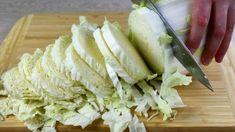 Bombastická pochúťka z čínskej kapusty a cesnaku: Nabitá vitamínmi a super chutná – top príloha k mäsu! No Salt Recipes, Cabbage, Salads, Food And Drink, Vegetables, Ethnic Recipes, Ground Meat, Cilantro, Salad