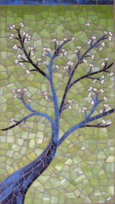 'Sonia's Tree' Mosaic