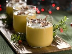 impress guests with this creamy, pudding-like cocktail flavored with coffee and hazelnut liqueur