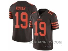 http://www.jordannew.com/mens-nike-cleveland-browns-19-bernie-kosar-elite-brown-rush-nfl-jersey-authentic.html MEN'S NIKE CLEVELAND BROWNS #19 BERNIE KOSAR ELITE BROWN RUSH NFL JERSEY AUTHENTIC Only $23.00 , Free Shipping!