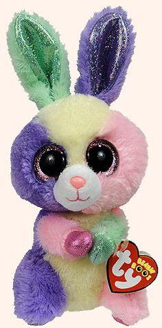 8b98846296d TY Beanie Boo Bloom Bunny 2015 Ty Beanie Boos