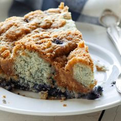 about Blueberry Cake Recipe on Pinterest | Blueberry coffee cakes ...