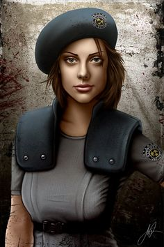 jill valentine over the years