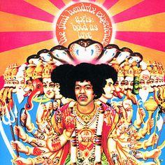 James Marshall Hendrix tuvo una infancia complicada. Su familia se caracterizó por ser disfuncional al grado de verse en la necesidad de dejar al pequeño en custodia de la abuela debido a los constantes pleitos entre sus padres, quienes finalmente se divorciaron.