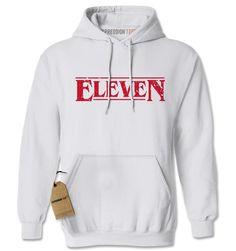 Eleven Adult Hoodie Sweatshirt