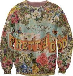 Sweater: panic! at the disco, pretty odd, album, band, tumblr ...