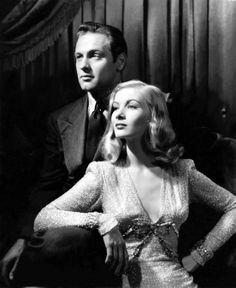 William Holden & Veronica Lake in I Wanted Wings (1941)
