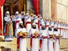 Levite priests