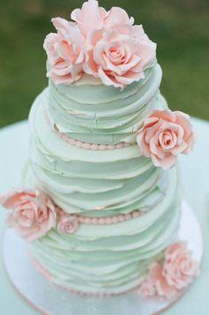 pink and aqua sweetness
