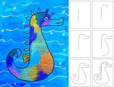 Art Projects for Kids by Catnco