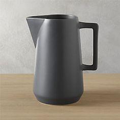 tootie grey pitcher