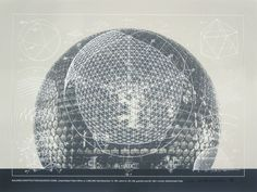 "Gallery of SFMoMA Exhibit: ""The Utopian Impulse: Buckminster Fuller and the Bay…"