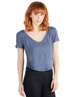 Afternoon Aria Top, #ModCloth