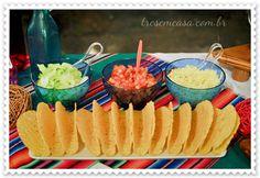 ideias para fazer festa mexicana em casa