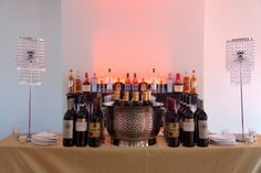 The VIP bar - fully stocked. For more information, go to jmccharleston.com!   Follow us! https://www.facebook.com/pages/JMC-Charleston/112233958873614  http://instagram.com/jmccharleston   #jmccharleston #itsalwaysaparty #CharlestonDMC #specialevents #destinationmanagement #charlestonevents #chsevents