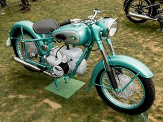 The Funky, Sometimes Impressive Motorcycles of Communist Eastern Europe | Autopia | WIRED