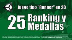 25 - Ranking y Medallas - Tutorial Unity 2D en español