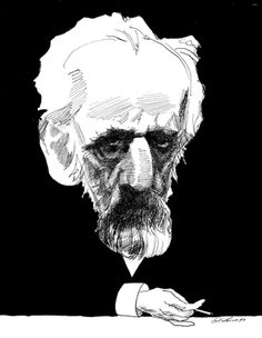 Tchaikovsky by David Levine