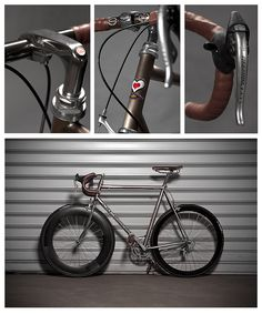 De Rosa Bicycles - BIKEADELIC: Beautiful De Rosa Titanio E.O.S