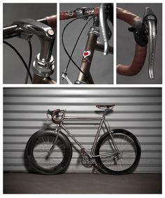 De Rosa Bicycles - BIKEADELIC: Beautiful De Rosa Titanio E.O.S