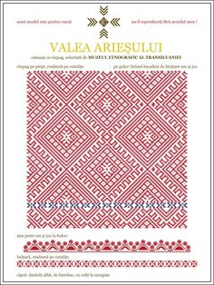 Grab your Discounted Cross Stitch Full Range Embroidery Starter Kit! Specification: size Embroidery Premium Set: Full range of embroidery starter kit with all the tools you need to embroider; Hungarian Embroidery, Folk Embroidery, Embroidery Patterns, Cross Stitch Patterns, Modern Embroidery, Embroidery Techniques, Crochet Yarn, Beading Patterns, Moldova