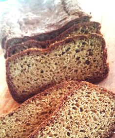 For most of us cutting carbs seems daunting only because we have to say goodbye to the much loved wheat sandwich. The first recipe I started experimenting with was one … Low Carb Bread, Slice Of Bread, Meals For One, Grain Free, Bread Recipes, Super Easy, Grains, Sandwiches, Neutral