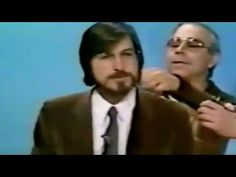 Steve Jobs' first TV interview - YouTube